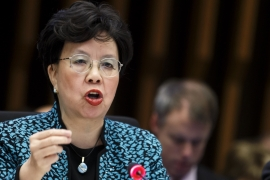 WHO chief admits significant failings in Ebola response