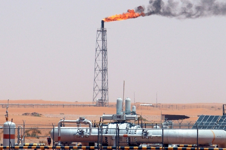 Oil prices dipped below $50 a barrel in January, but Algeria needs the country's main crude grade to trade at $121 a barrel to avoid a budget deficit [EPA]