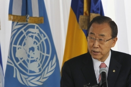 Ban Ki-moon: Stop ISIL 'in the name of humanity'