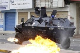 Bahrain crushed the protests after neighbouring Gulf nations of Saudi Arabia and the United Arab Emirates sent in troops [EPA]