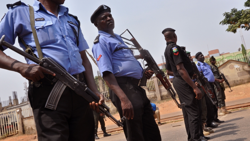 Gunmen kill Nigerian police officers in southern oil hub: Police
