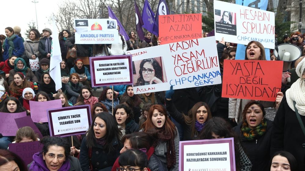 Murder of Student Who Resisted Rape Sparks Outcry in Turkey