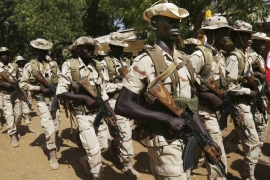 Central Africa leaders plan Boko Haram offensive