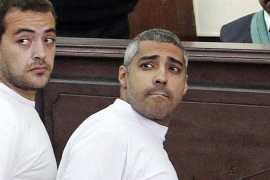 Egypt sets retrial date for jailed Al Jazeera staff