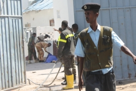 Al-Shabab stages deadly attack on Somalia luxury hotel