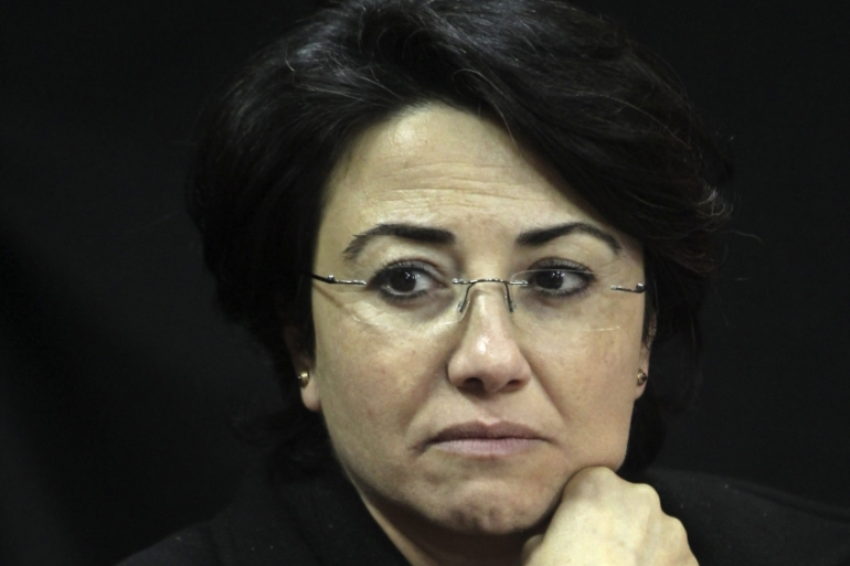 Hanin Zoabi says Arab political parties in Israel have achieved this unity by creating the United Arab Part as an electoral coalition [EPA]