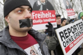 Watchdog: Press freedom around the world worsening