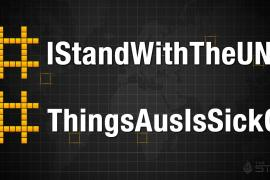 Australians lambast Abbott asylum policies with #IStandWithTheUN