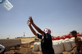 In want of water: War over water in the Middle East