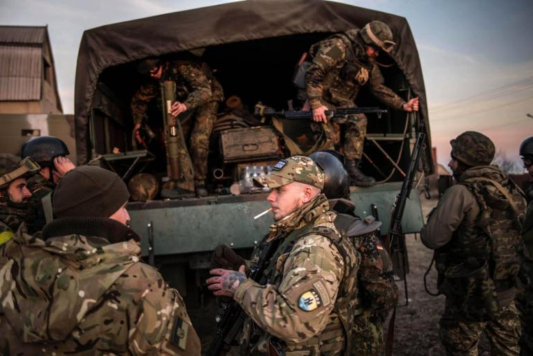 The Azov Battalion has come under fire for the far-right views of many of its fighters.