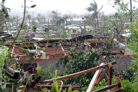 Vanuatu appeals for aid in wake of devastating cyclone
