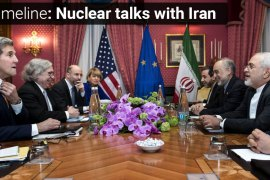Nuclear talks with Iran