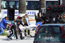 Nine arrested over deadly Tunisia museum attack