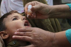 Polio: Still battling the nearly eradicated disease