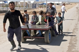 Syria enters fifth year of conflict