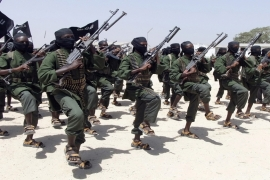 ISIL has approached al-Shabab amid internal division over support for al-Qaeda [AP]