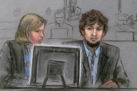 Tsarnaev's lawyer says the suspect's older brother was the mastermind behind the Boston Marathon bombing [AP]