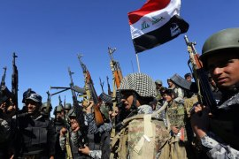 The Iraqi army announcement of the offensive comes two months after ISIL seized Anbar's capital Ramadi [File: Reuters]