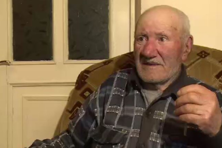 Born in 1912, Antranig Matevosyan was three years old when the deportations began in 1915 [Al Jazeera]