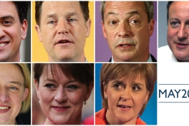 UK 2015 election: searching for diversity