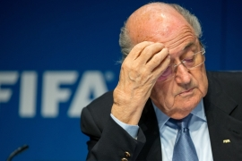 The 79-year-old Blatter had no grand plans for the organisation, according to Platini [Getty Images]