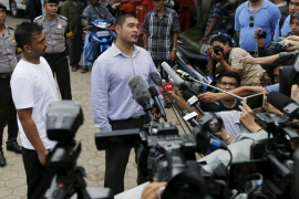 Families ask Indonesia for clemency for drug prisoners