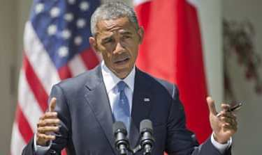 Obama had campaigned for the White House in 2008 on a foreign policy platform of reaching out to US foes [AP]