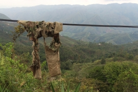 Blog: An attack that will not stop Colombia peace talks