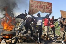 What is next for Burundi?