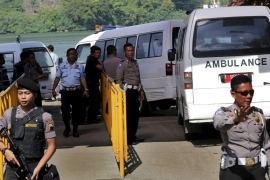 Indonesia set to execute drug smugglers