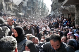 UN Security Council demands access to Syria's Yarmouk