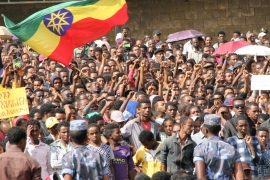 Anti-ISIL rally turns violent in Ethiopia