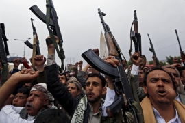 Saudi Arabia has accused the Houthis of violating the ceasefire 12 times in its first 24 hours [Reuters]