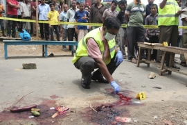 Third Bangladeshi blogger hacked to death