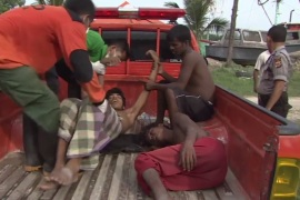 Rescued migrants in Aceh recount horrific journey