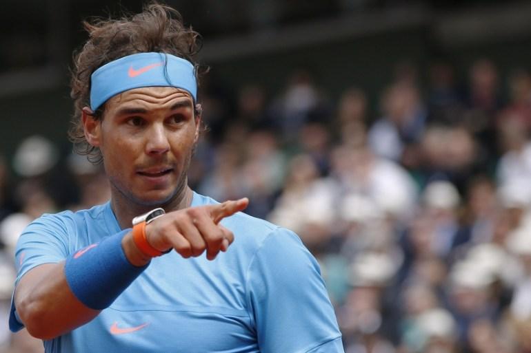 Nadal tersingkir dari Prancis Terbuka di babak semifinal oleh pemenang akhirnya Novak Djokovic File Kenzo Tribouillard/AFP