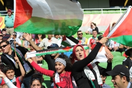 Fifa has been trying to find a solution to the Palestinian complaints for more than two years [Getty Images]
