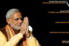 First year: Taking the measure of India's Narendra Modi