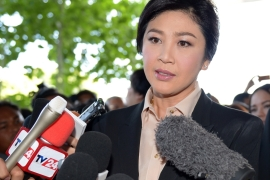 Thailand's National Anti-Corruption Commission recommended the finance ministry sue Yingluck personally for at least $18.4bn [AFP]