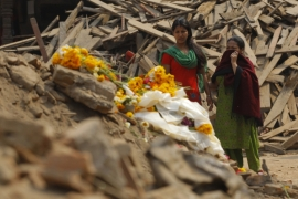 Pregnant women vulnerable after Nepal quake