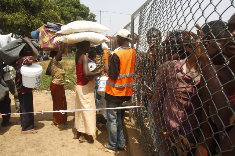 OCHA says humanitarian needs continue to exceed resources available [EPA]