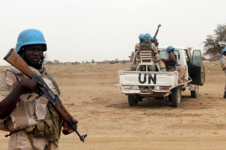 More than 190 peacekeepers have died in Mali since MINUSMA was established in 2013 [File: Adama Diarra/Reuters]
