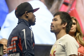 Manny Pacquiao: From bread vendor to boxing champion