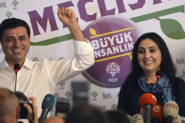 Kurds celebrate gains amid blow to Turkey's AK party