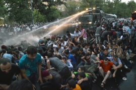 #ElectricYerevan march sparks violent crackdown in Armenia
