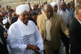 Bashir flew home to Sudan despite the High Court in Pretoria's interim order to bar him from leaving South Africa [Reuters]