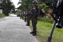 Filipino MILF rebels lay down first arms in peace deal