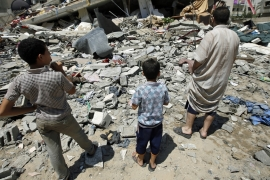 UN: Possible war crimes by both sides in Gaza