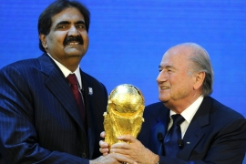 FIFA allowed Qatar to host the 2022 tournament in the winter to avoid the summer heat [EPA]