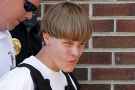 US church shooting suspect Dylann Roof arrested